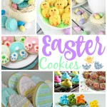 20 Adorable and Fun Easter Cookies