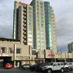 Vancouver Airport Marriott Hotel in Richmond, BC