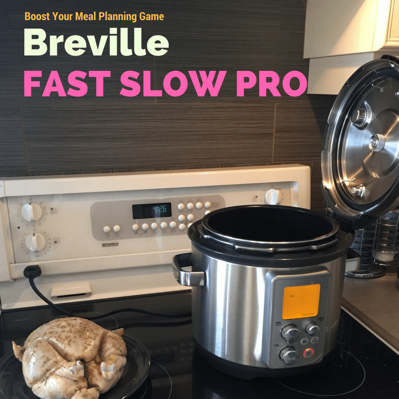 breville the fast slow cooker manual