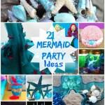21 Cute and Fun Mermaid Party Ideas