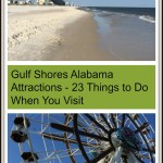 Gulf Shores Alabama Attractions – 23 Things to Do When You Visit