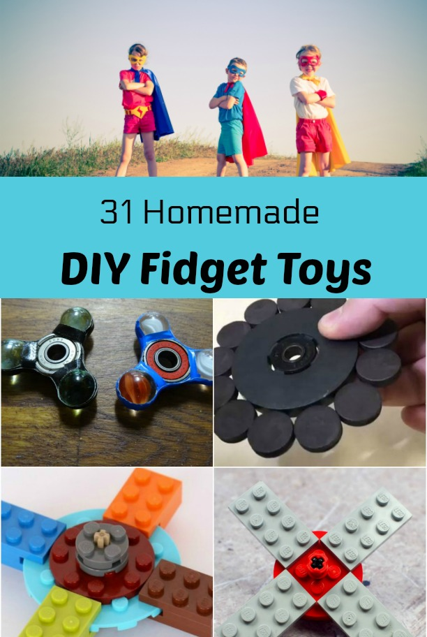 Are Your Kids Crafty Fidget Toys