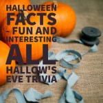 Halloween Facts You Probably Didn't Know