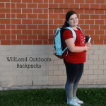 WillLand Outdoors Backpacks for Back to School #BackToBackpacks