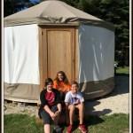 Yurt Life at Wasaga Pines – Comfortable Camping