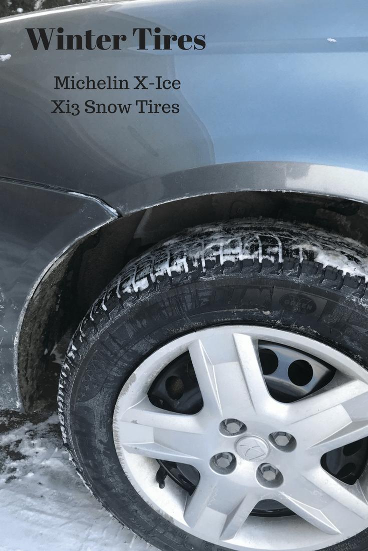 Michelin X-Ice Xi3 Snow Tires