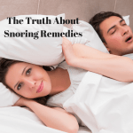The Simple Truth About Easy Snoring Remedies