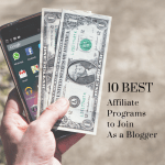 How to Make Money Now – Best Affiliate Programs