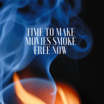 Time to Stop Smoking in Movies Now