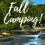 Nine of the Best Reasons To Love Fall Camping in Ontario