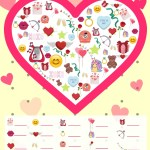 Grab This Easy I Spy Valentine Game Now