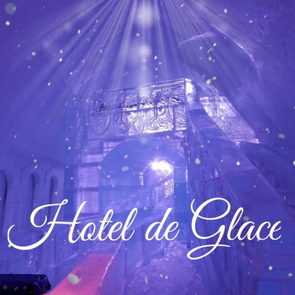 Hotel_de_glace_indoor_slide_purple_light_at_night_2019