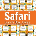 Funny Lunch Box Safari Jokes for Kids
