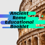 Study the People of Ancient Rome – An Educational Booklet