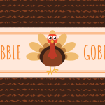 Cute Turkey Life Cycle Learning Activity