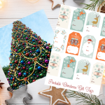 Cute Printable Christmas Gift Tags