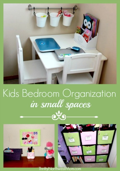 Frugal Tips For Organizing Kids Rooms Thrifty NW Mom