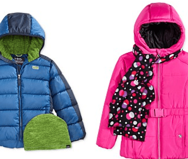 Kids Winter Coats On Sale