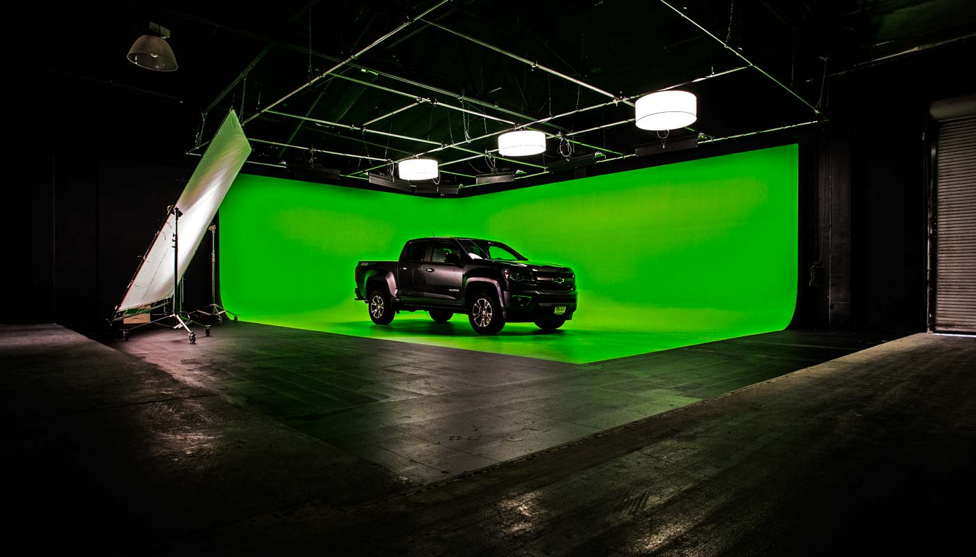 Standing Sets In Los Angeles - Green Screen Studio