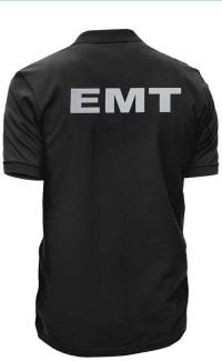 EMT Shirt Back