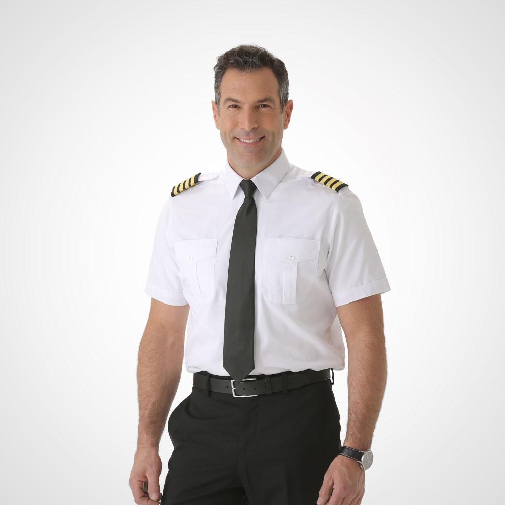 Pilot Costume Rental - Pilot uniform for film
