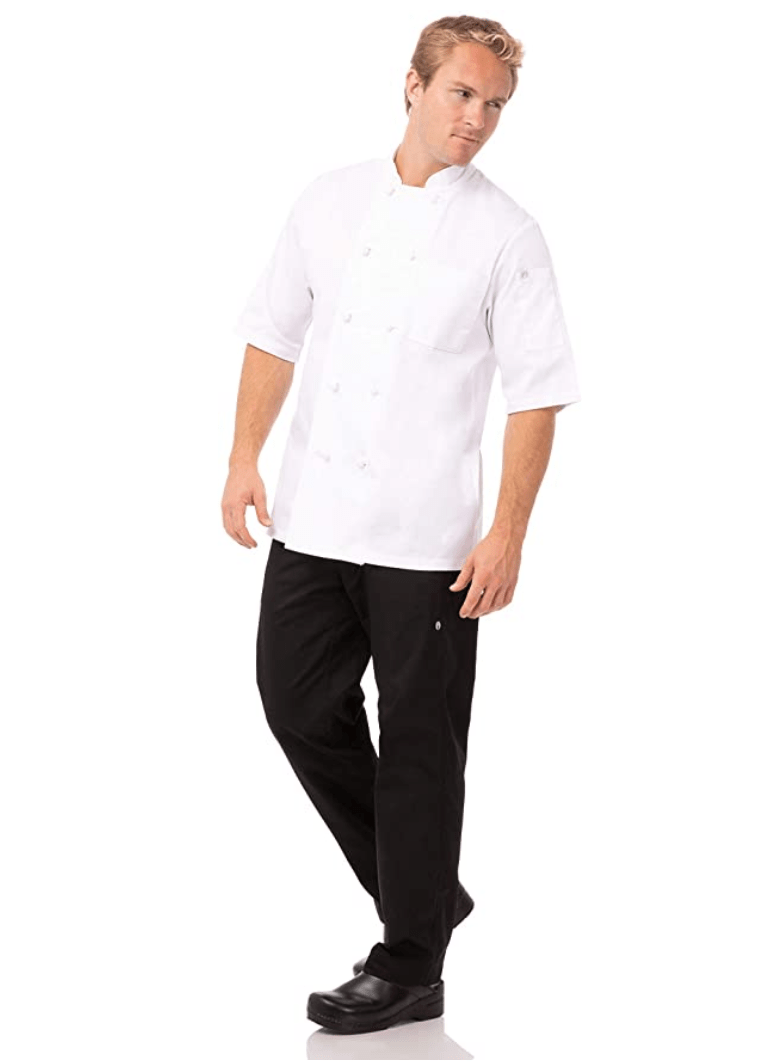 Chef Costume For Rent - Chef Hat