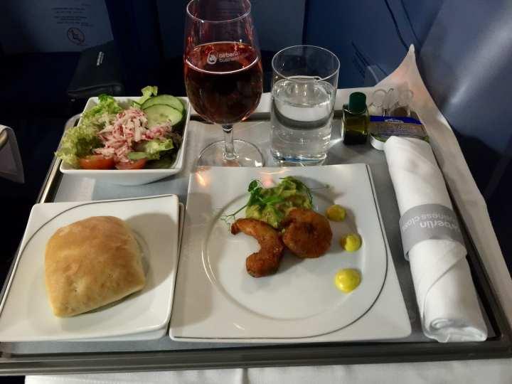 Air Berlin A330-300 Business Class
