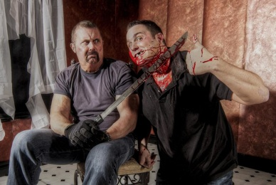 Interview with Kane Hodder and Author Michael Aloisi
