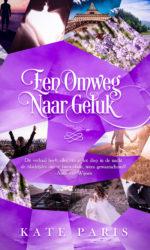 Cover voorkant Een omweg naar Geluk (1)