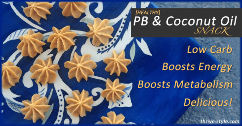 pb and coconut oil