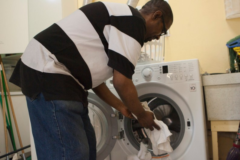 Laundry Services for the Homeless