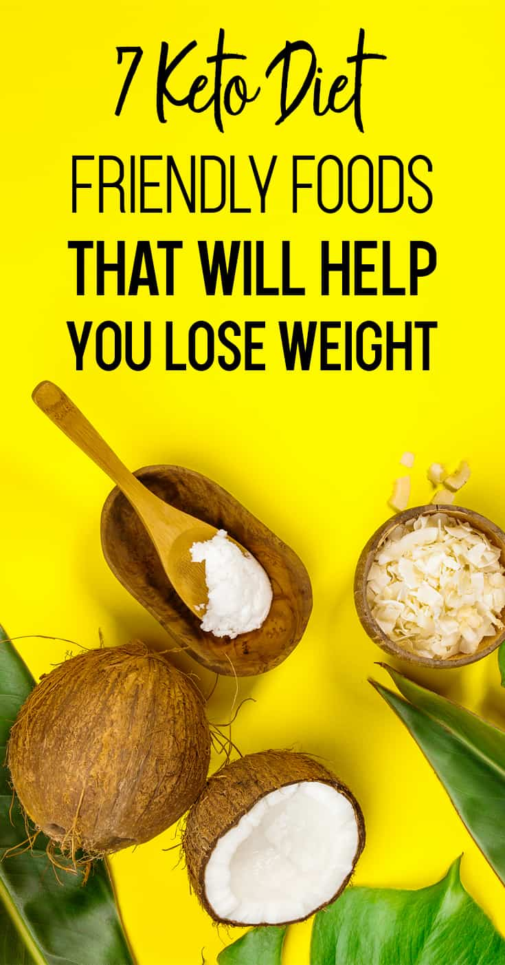 keto diet friendly foods for weight loss