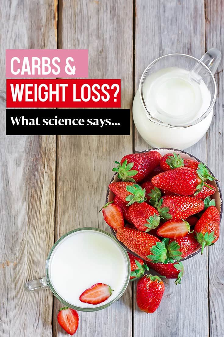 milk and carbohydrates
