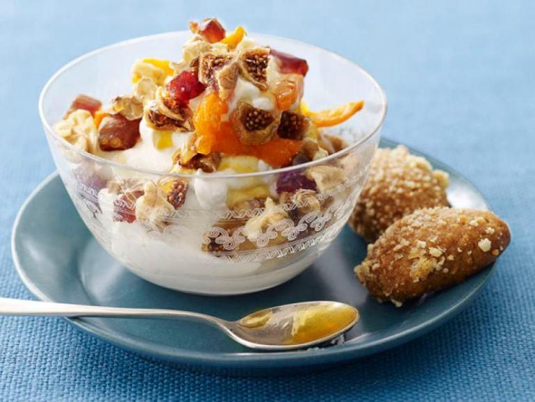 greek yogurt recipe