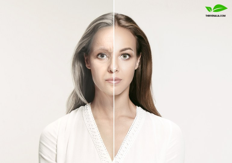 anti ageing skin care
