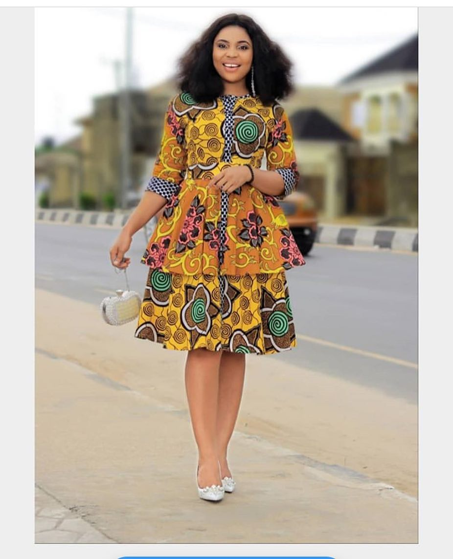 27 Latest Ankara Styles You Should Check Out In 2019