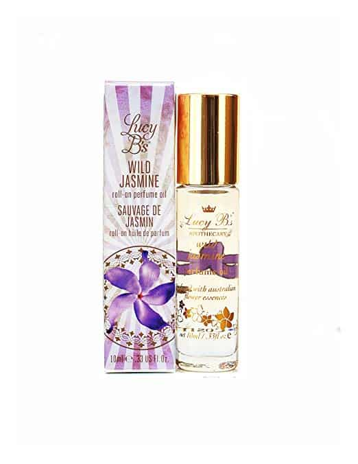 Australian Wild Jasmine Perfume Oil Roll On
