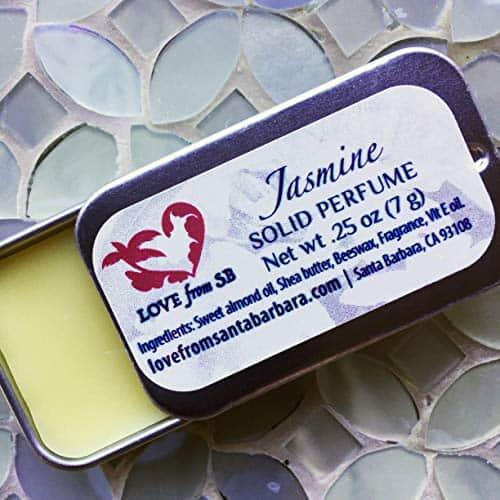 Jasmine Solid Perfume