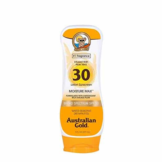 Australian Gold Sunscreen Lotion