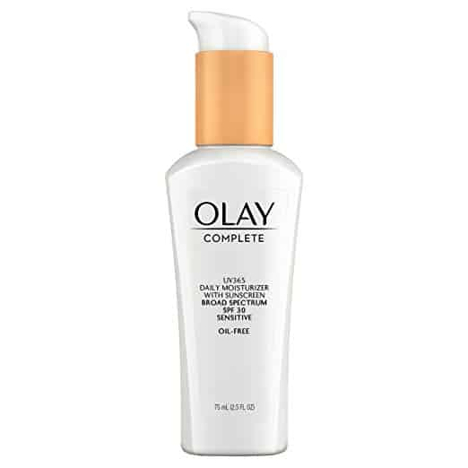 Face Moisturizer by Olay Complete Daily Defense