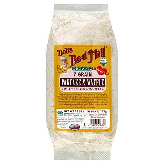 Bob's Red Mill Pancake & Waffle Mix