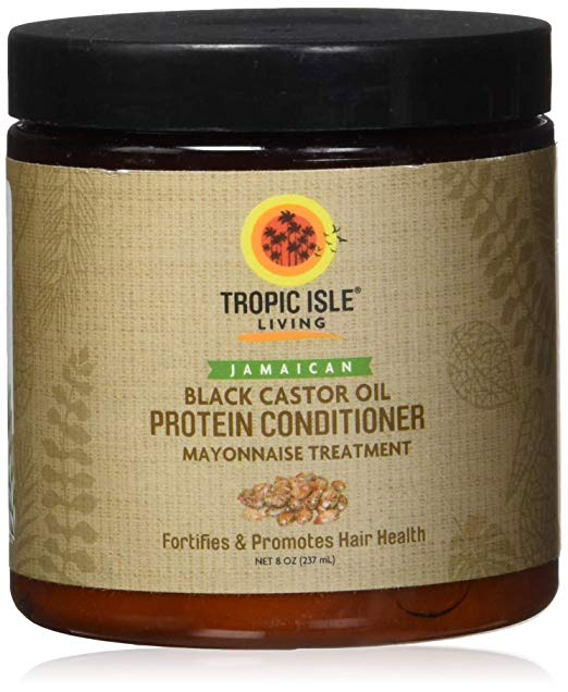 Tropic Isle Living Jamaican Black Castor Oil Protein Conditioner