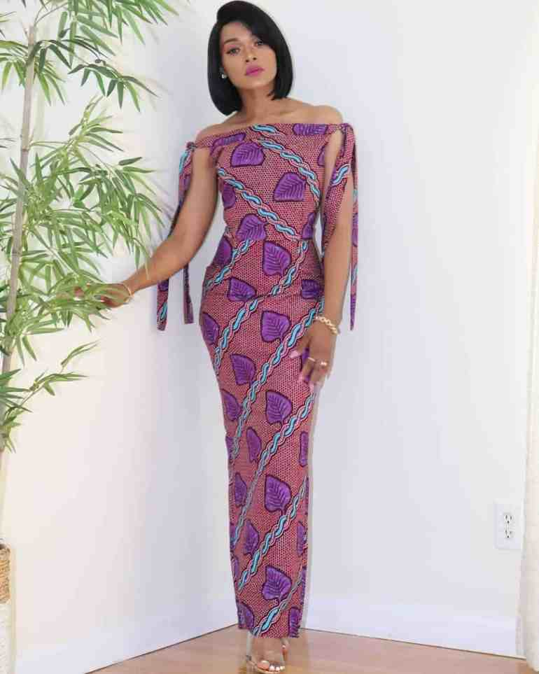 latest wedding ankara styles