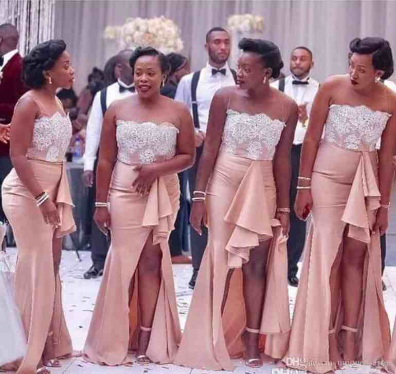 Beautiful bridesmaids ideas