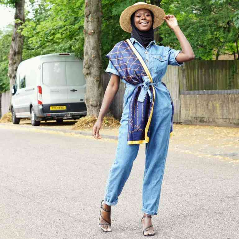 fashion blogger on instagram