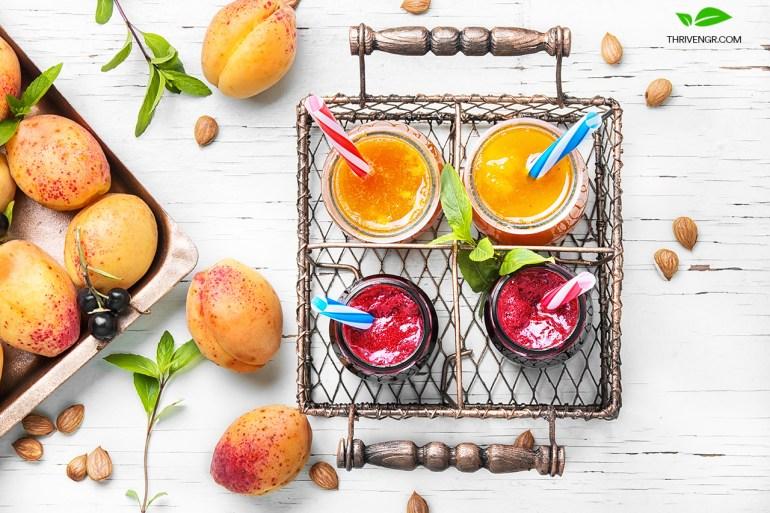 apricot nutrient benefits