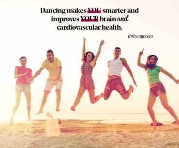 benefits of dancing thrive nigeria