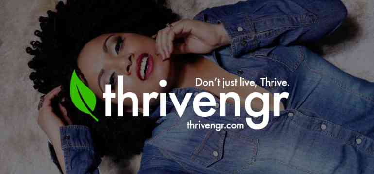 thrive nigeria logo overlay