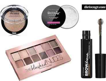 Maybelline Make Up Deals To Snatch Fast Cause It's Jumia Black Friday