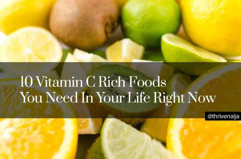top vitamin c foods